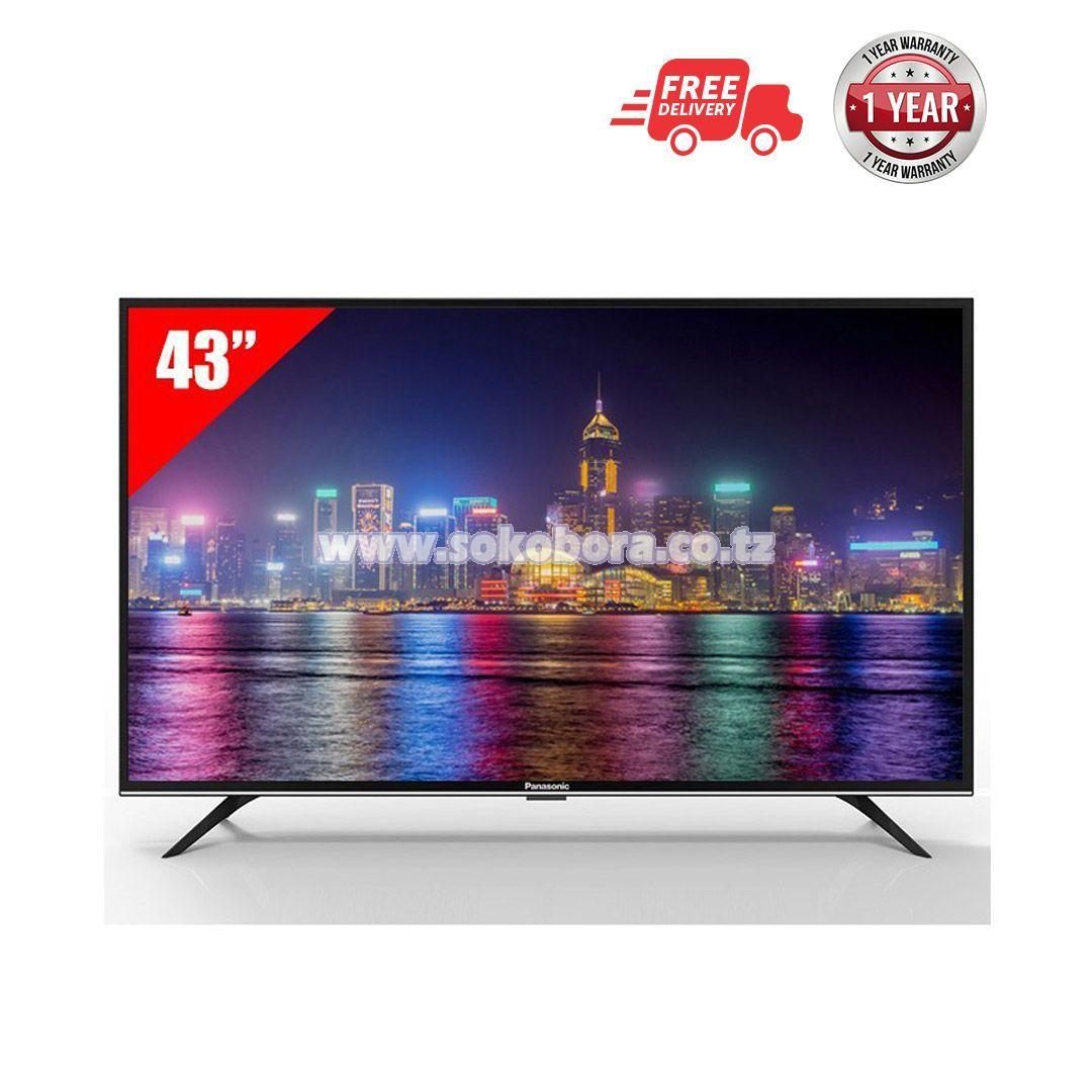 Panasonic-49″-Smart-4K-LED