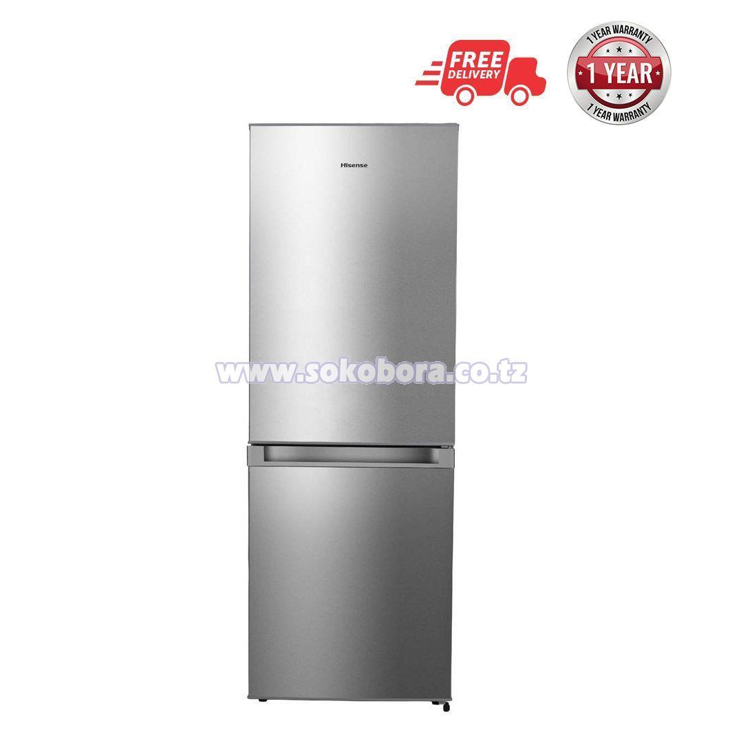 Hisense-Double-Door-Bottom-Mount-Refrigerator-230L