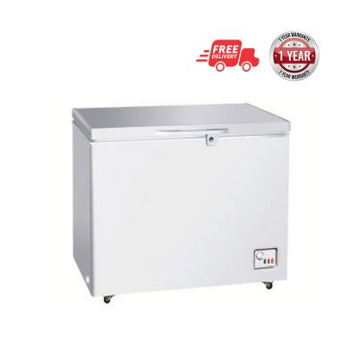 Delta-Single-Door-Chest-Freezer-303L