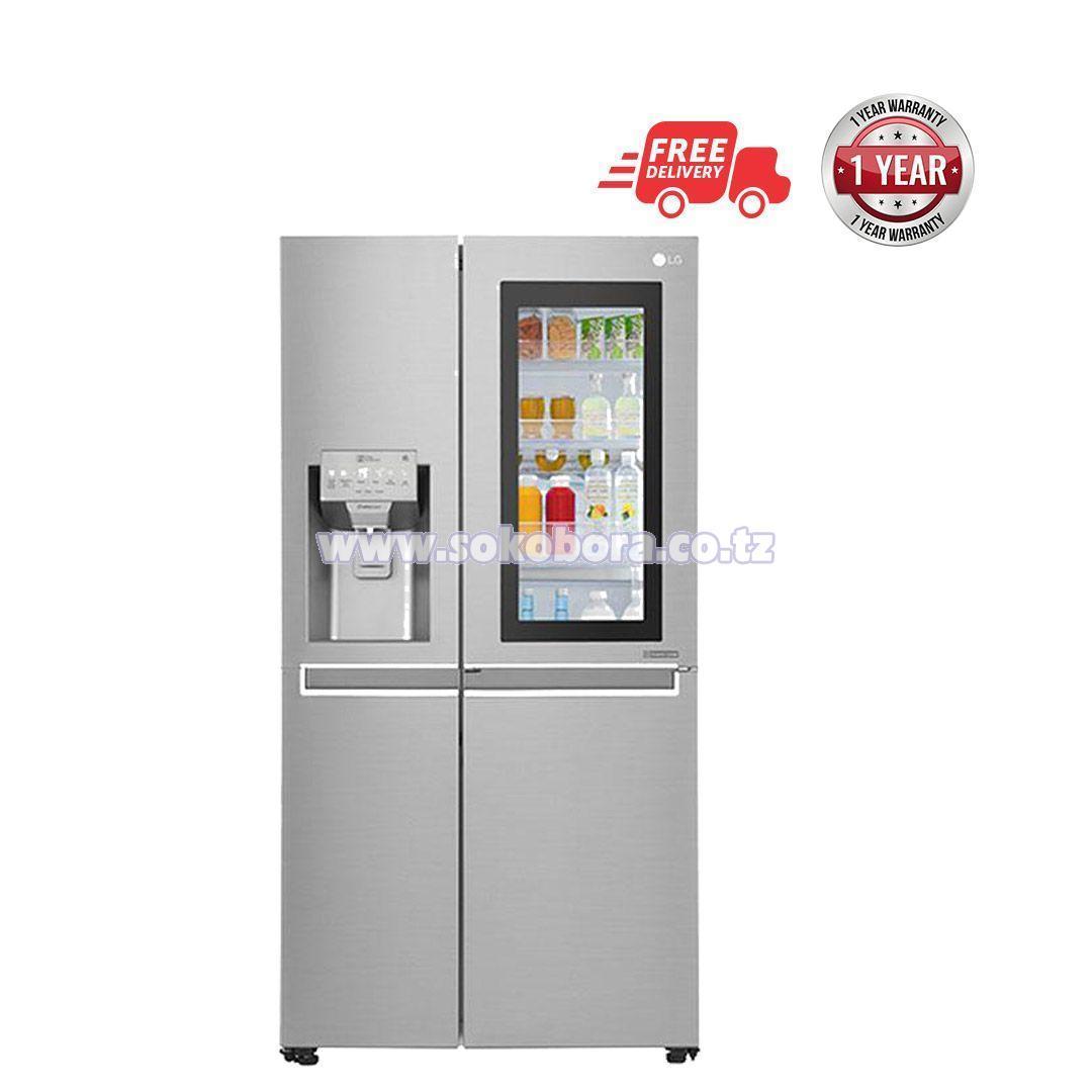 LG-Double-Door-Frost Free-Refrigerator-668L