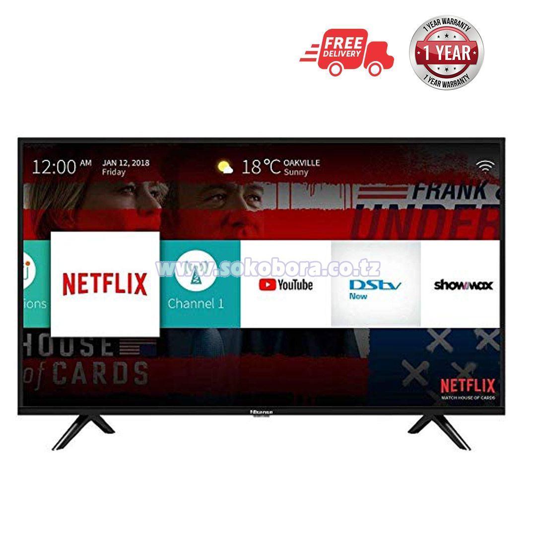 """Hisense-Smart-LED-TV-32"""""""